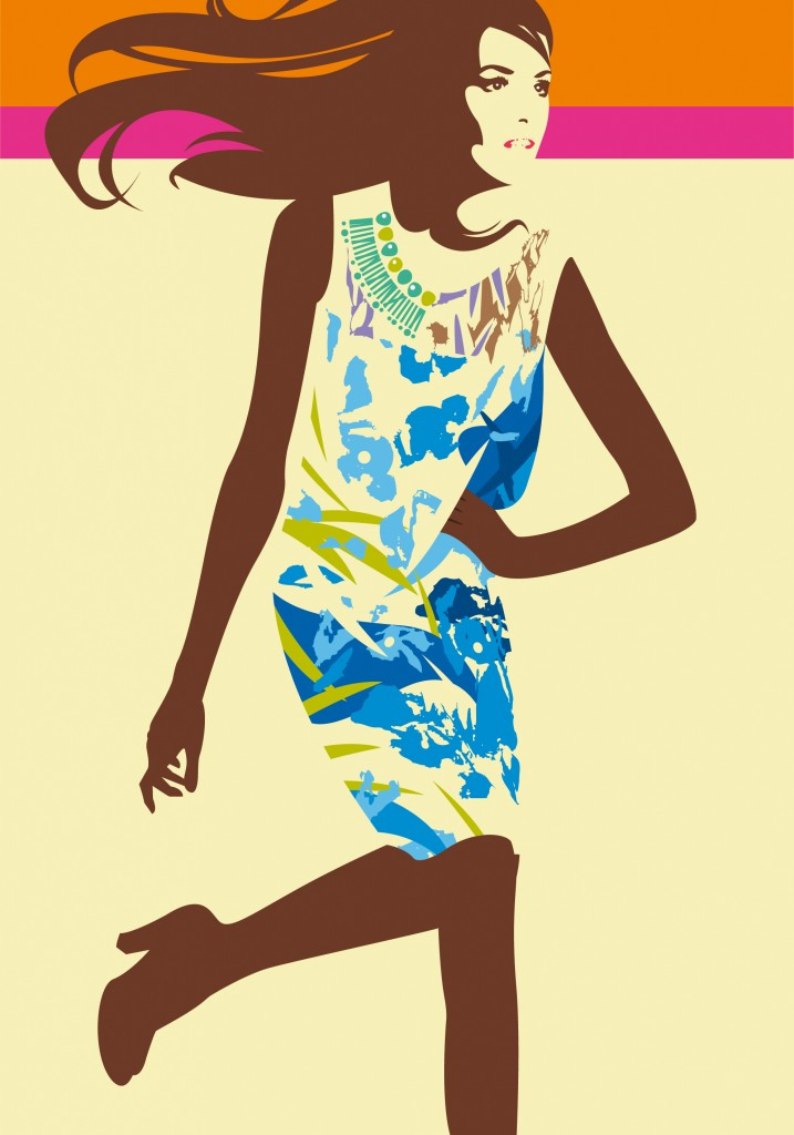 Bo Lundberg Illustration Neiman Marcus