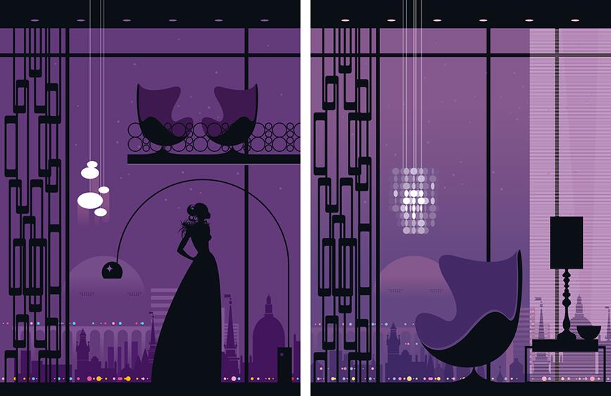 Bo Lundberg Illustration Ekenstam