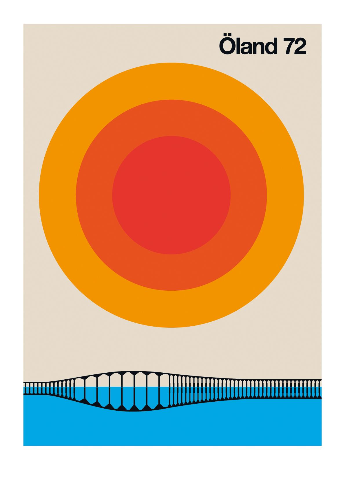 Bo Lundberg Illustration Exhibition Öland