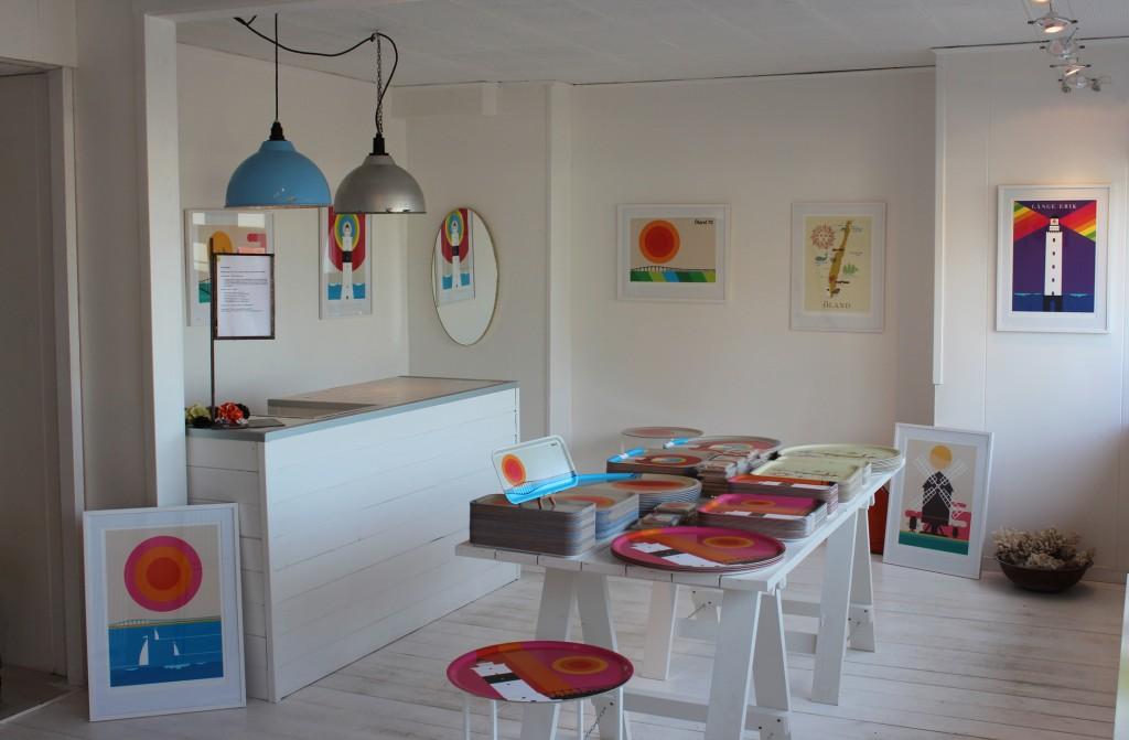 Bo Lundberg Illustration Gallery Öland