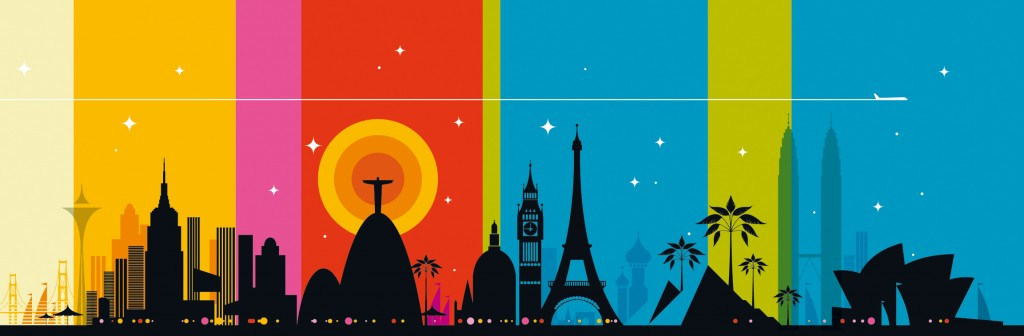 Bo Lundberg Illustration Travel&Leisure