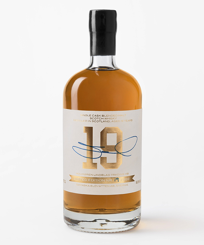 Bo Lundberg Illustration Whisky 19