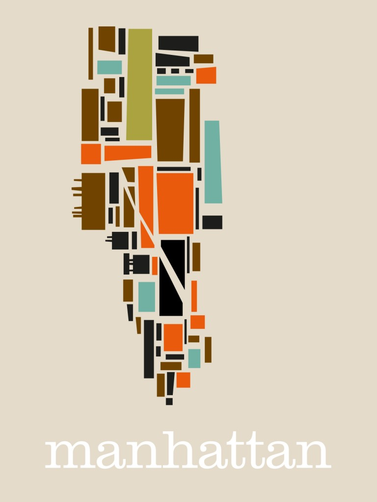 Bo Lundberg Illustration Manhattan